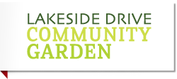 Lakeside Drive Community Garden