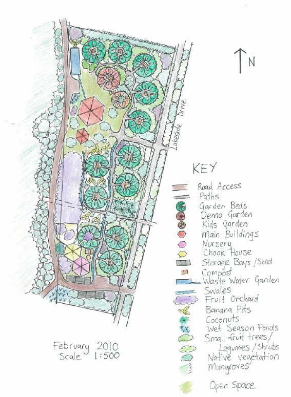 2012 Darwin Permaculture Design Course is here!
