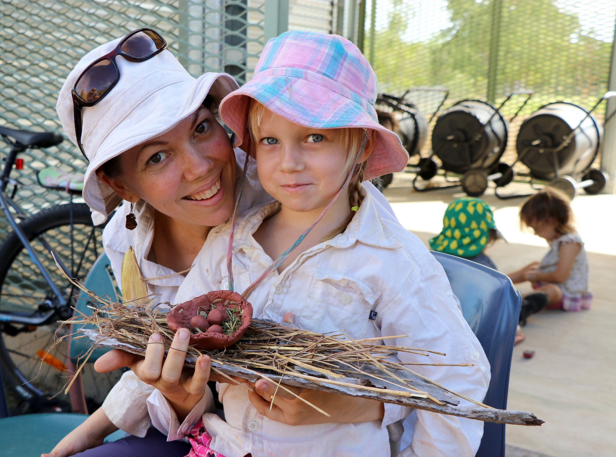 Gardening, Art and Play for Kids