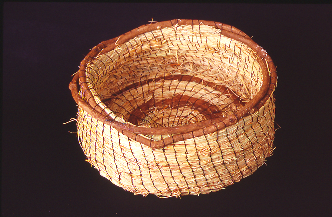 Collecting and Connecting – Baskets from the Garden