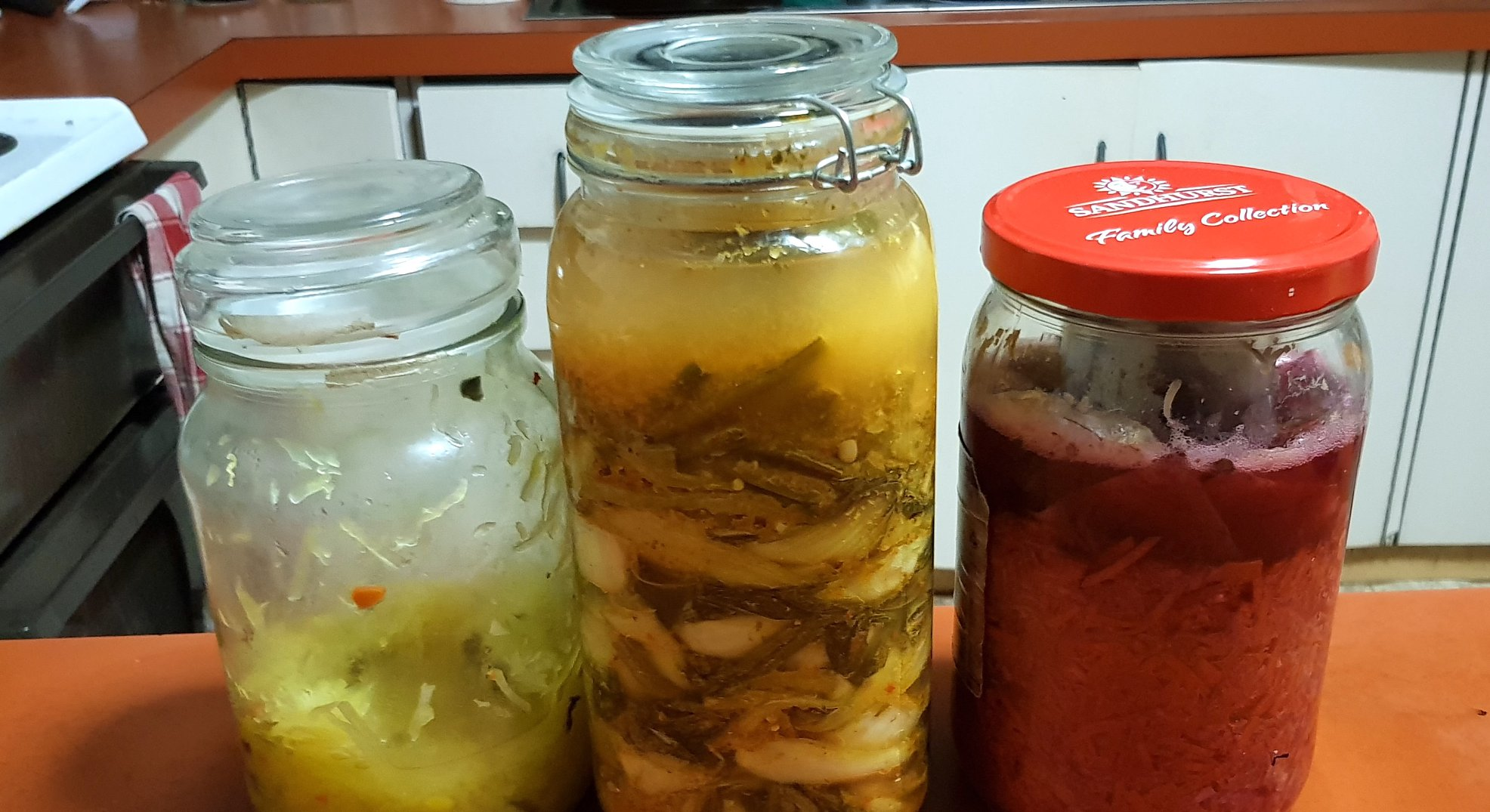 Pickling and fermentation skill share